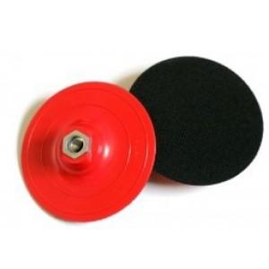 MIRKA - Полировальный диск из натуральной овчины 150 мм - 7990150111, упаковка 2 шт
