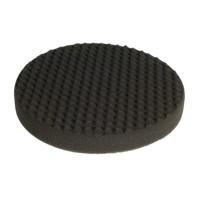 MIRKA - Рельефный поролоновый полировальный диск 150 мм, черный - 7993102011, упаковка 2 шт