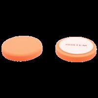Полировальный круг из поролонa D150 mm T25 mm жесткий оранжевый Norma 25 orange ISISTEM