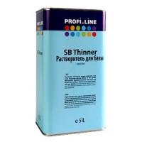 PROFI_LINE - Растворитель для базовых красок стандартный New (5 л)