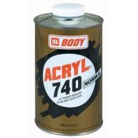 HB Body - Разбавитель 740 ACRYL NORMAL