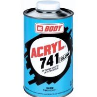 HB Body - Разбавитель 741 ACRYL SLOW