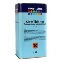 PROFI_LINE - Растворитель для базовых красок медленный (5 л)