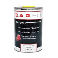 CarFit (7-550-1000) Очиститель силикона с запахом клубники