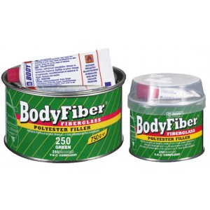 HB Body - Шпатлевка 250 FIBER