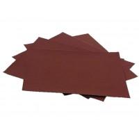 136666 Водостойкая наждачная бумага Topline WP A P240 (100 шт)
