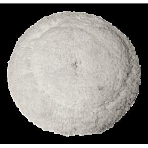 5-100-0180 CF Полировальный круг из шерсти , velcro, диаметр 180 мм